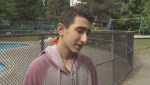 Surviving teen speaks about losing family in North Van fire