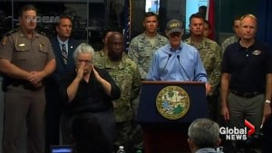 Florida governor warns of dire impact Hurricane Irma will have on his state