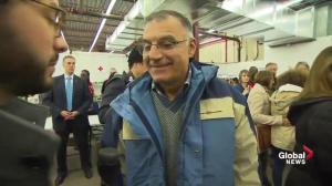 Syrian refugee: Good beginning coming to Canada