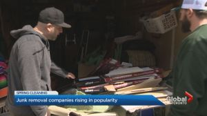 Junk removal companies rising in popularity