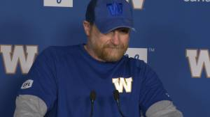 RAW: Blue Bombers Mike O'Shea Media Briefing – May 30