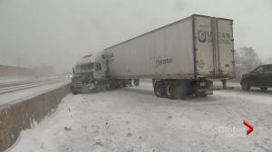 Niagara Region hit hardest during March break snowstorm