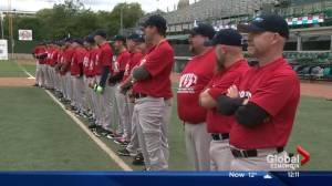 World's longest baseball game underway in Edmonton