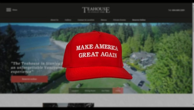 Vancouver restaurant that fired manager over MAGA hat incident inundated with negative Yelp reviews
