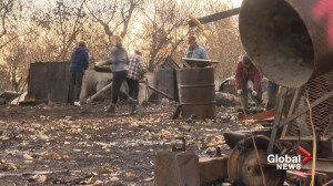 Community rallies together to help ranchers rebuild after Kenow wildfire