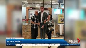 Photo of Connor McDavid and Edmonton couple goes viral
