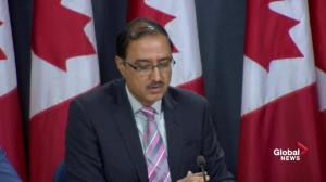 Sohi says they won't 'cut corners' in explaining delay on Trans Mountain appeal decision