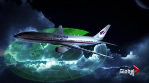 Search suspended for Malaysian airlines flight MH370 (02:02)
