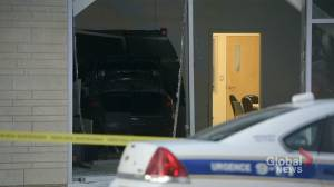 Quebec flood victim faces charges after car crashes into community centre