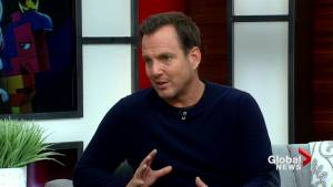 Will Arnett says doing the voice of LEGO Batman hurts his vocal cords