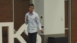 14-year-old health tech innovator says education system needs an overhaul