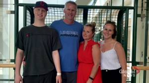 Oshawa Generals prospect finishes chemotherapy, ready for next step