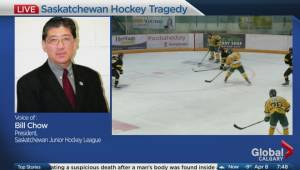 SJHL sets up fund to assist league through Humboldt bus tragedy