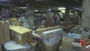 Habitat for Humanity reeling after basement flooded