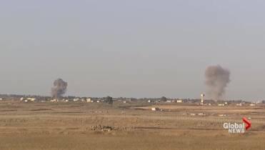 Israel and Jordan kill several ISIS militants near borders