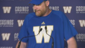 RAW: Blue Bombers Mike O'Shea Media Briefing – May 28