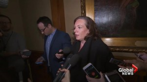 Lisa MacLeod says she brought concerns about Patrick Brown to PC caucus – and was ignored