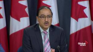 No timeline will be put on Indigenous consultations for Trans Mountain project, Sohi says
