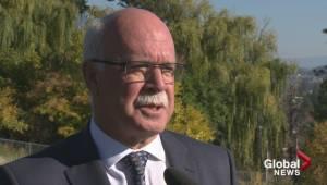 West Kelowna mayoral candidate Gord Milsom