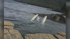 B.C. woman among 6 dead in Alaskan floatplane crash