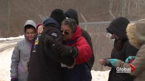Kingsclear First Nation holds healing week after recent suicides and attempts (01:55)