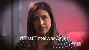 Global News anchor Farah Nasser speaks about her earliest memory of racism