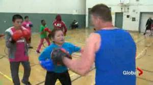 Canadian Boxing Hall of Famer gives back by mentoring Toronto youth
