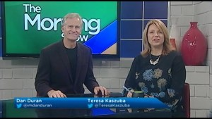 The Morning Show on CHEX preview May 24