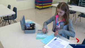 Family Matters: Edmonton elementary school students learn the ABCs of money management