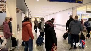 Calgary airport breaks passenger travel record for 2018 (01:35)