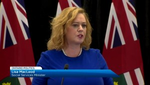 Ford government makes concessions to funding plan for families of children with autism