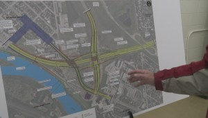 New interchange proposed in Calgary for Shaganappi Trail