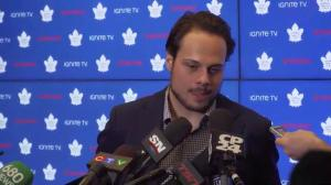 Auston Matthews on contract extension: Everything came together
