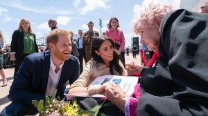 Prince Harry and Meghan write personal letter to 99-year-old fan