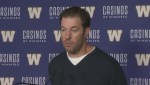 RAW: Blue Bombers Kyle Walters Interview – May 3