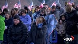 Memorial service for Utah mayor killed in Afghanistan