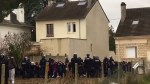 Dozens of students arrested after protests west of Paris