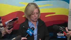 Alberta premier won't name MLAs accused of inappropriate behaviour because of privacy concerns