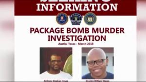 FBI building profile of serial bomber terrorizing Texas