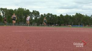 Saskatchewan Legion holds unique track and field event