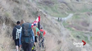 'Rucking' hits Lethbridge fitness scene and residents are swearing by it
