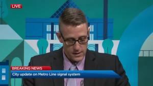 City of Edmonton reveals future of Metro LRT Line signalling system