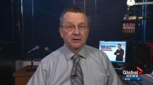 Bob Layton editorial: Edmonton police helicopter