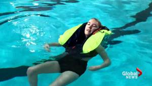 UNB students hope new life jacket will help save lives