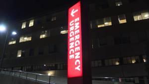 Shooting at Kingston General Hospital