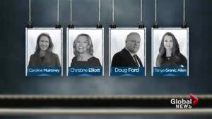 Who is running for Ontario PC Leadership: A look at the candidates