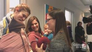 New Brunswick midwives have a new home in Fredericton