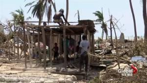 Cases of cholera rise in Haiti after Hurricane Matthew
