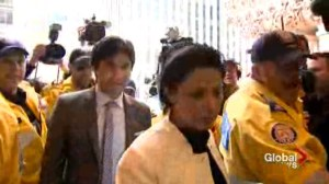 Ghomeshi complainant calls peace bond 'get out of jail card'
