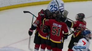 'Super shocked, after the year we've had:' Calgary Inferno react to CWHL folding